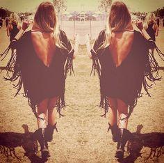 Fringe festival style