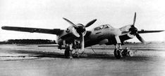 The Focke Wulf Fw Ta 154A-0 because it was of wood invisable to radar and hunt the hunters with SN-2 lichtenstein radar
