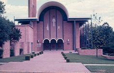 St Martin's Ev Lutheran Church - Austin, Tx Updated over a year ago · Taken in Austin, Texas Design by my UT design professor architect Bob Mather - Pictures taken 1973