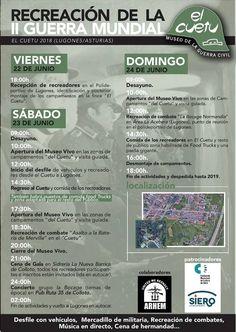 """""""EL CUETU"""" RECREACIÓN HISTÓRICA DE LA SEGUNDA GUERRA MUNDIAL Boarding Pass, Map, World War Two, History, Maps"""