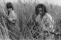 "Featured on Stuff We Done Vol. 1  ""Onibaba"" (1964)  http://www.yukfun.co.uk/blog/stuff-we-done-vol-1/"