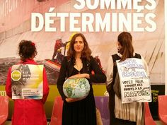 Ecocide Blast Paris three days smart mobs by hilashpr, via Flickr