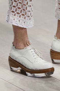 81c6c19a81 Simone Rocha Spring 2013 Runway Pictures - StyleBistro Zapatos Brillantes