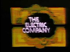 The Electric Company 79 B Intro & Outro - YouTube