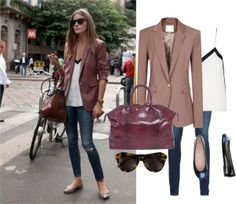 """""""Olivia Palermo Style..."""" by joannam88 on Polyvore"""