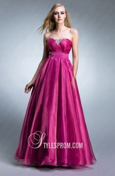Günstig Ballkleider online Shop, Ballkleid On Sale from meinropa. Saved to lang Abendmode. Prom Dresses Long Pink, Prom Dress 2013, Elegant Prom Dresses, Long Prom Gowns, Beautiful Prom Dresses, Cheap Dresses, Strapless Dress Formal, Evening Dresses, Dresses 2013