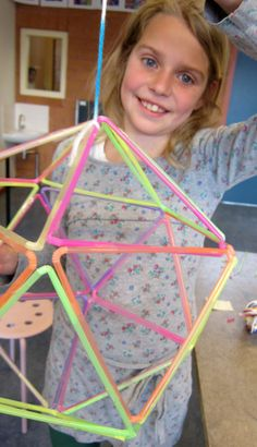 Teaching Straws and Sticks Word & Image Club - science elementary Elementary Science, Science For Kids, Activities For Kids, Projects For Kids, Diy For Kids, Crafts For Kids, Image Club, Material Didático, Toys