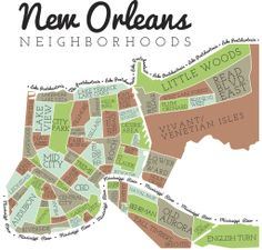 New Orleans is such an amazing place, it's hard to pick a favorite neighborhood. $0.00
