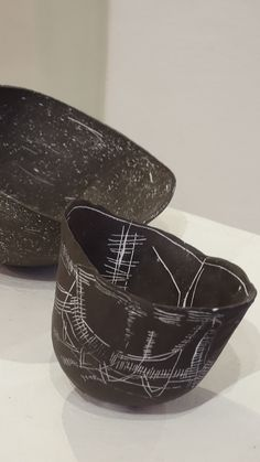 Ceramic vessels by Kim Sacks Johannesburg