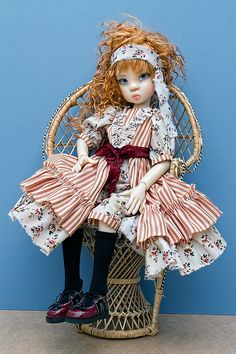 Lililace Originals  Kaye Wiggs doll