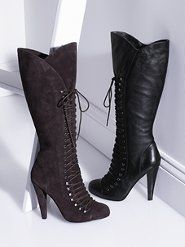 Love the Victorian feel of these.
