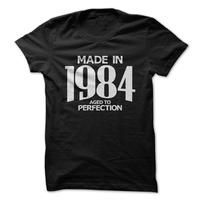 Made in 1984 - Aged to Perfection