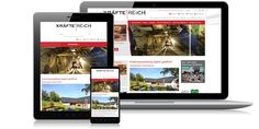 Kräftereich #crosseyemarketing #work #website # consulting #agentur #project Marketing, Showroom, Storytelling, Social Media, Website, Tourism, Social Networks, Fashion Showroom, Social Media Tips