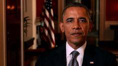 Barack Obabama, presidente de EE.UU. hablando en español en un spot dirigido a los más de 50 millones de hispanos que hay en Estados Unidos. (2012)