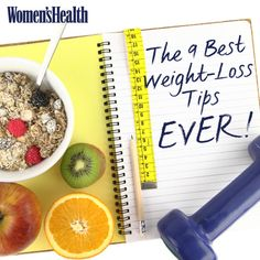 The 9 Best Weight-Loss Tips Ever!