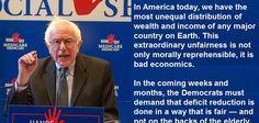 Bernie Sanders: 'We Will Not Accept Cuts to Social Security, Medicare or Medicaid'