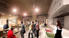 Baluarte del parrote - Arquitectura frente al mar - Hostelería - Diaz  y Diaz Arquitectos. A Coruña. Diseño interior. Madera / Bars and restaurants. Interior design. Rehabilitation. Refurbishment. Architecture. Wood