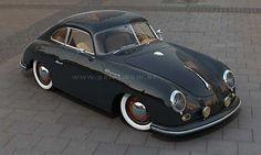 porsche 356 outlaw   ... Dan Palatnik   The Digital Garage Project: 356 Outlaw - Valdez Porsche