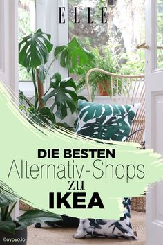 Wohnzimmer Ideen für Familien Möbel Online Shops: These are the best alternatives to Ikea - find out Ikea Interior, Apartment Furniture, Ikea Furniture, Online Furniture Stores, Interiores Design, Home And Living, Living Room, Online Shops, Online Shopping