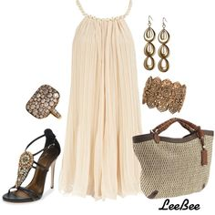 beautiful  you need long legs for this  Untitled #269, created by leebee11 on Polyvore