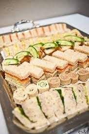 38 Tea Sandwiches That Are Tiny, but Delicious . - - 38 Tea Sandwiches That Are Tiny, but Delicious … Appetizers 38 Tee-Sandwiches, die winzig, aber lecker sind … Snacks Für Party, Party Trays, Tea Party Recipes, Tea Party Foods, Lunch Party Ideas, Parties Food, Tea Party Desserts, Party Platters, Party Appetizers