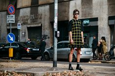 Milan Fashion Week — The Locals – Street Style from Copenhagen and elsewhere Ss16, High Fashion, Net Fashion, The Locals, Cool Kids, Milan, Street Wear, Anna, Street Style