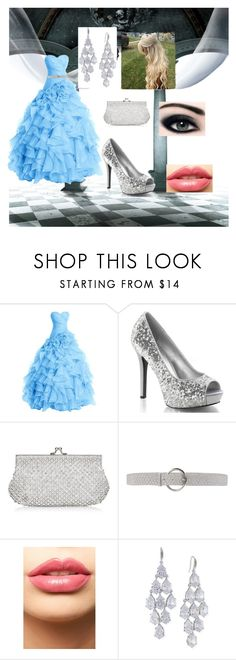 """Ballroom Outfit"" by cheyannehip ❤ liked on Polyvore featuring Monsoon, Orciani, LASplash and Carolee"