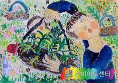 #소미아트센터 #프랜차이즈미술학원 #초등미술 #미술수업시간 #아동수채화 #미술활동 #아동화스케치 Sensory Bags, Space Illustration, Paper Crafts, Diy Crafts, Art For Kids, Children, Drawings, Painting, Art For Toddlers