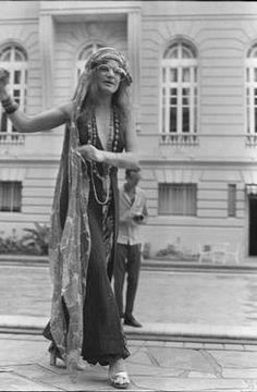 Janis Joplin with effortless style!