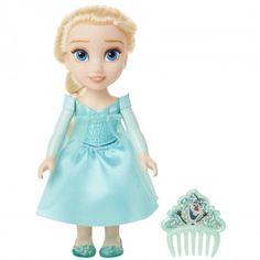 Mini Papusa Disney Frozen 2 - Elsa Frozen Princess, Princess Anna, Disney Princess, Frozen Disney, Elsa Sister, Elsa Images, Disney Barbie Dolls, Girl Hair Colors, Disney Stuffed Animals