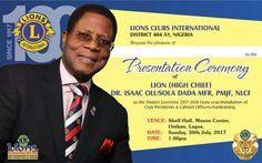 Lion club international