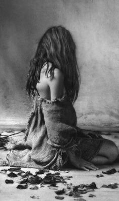 Trembling teardrops fall and I loose all control. Life isn't supposed to be this way. Poverty and illness is not for the young. And yet here I am starving and...dying. Ivet Putnam (c)