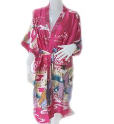 CHINESE TRADITION BATHROBE JAPANESE WOMEN KIMONO ON SELL WITH COMPLIMENTARY *** ** AMAZON BEST BUY ** #JapaneseKawaii