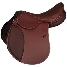 Antares Signature Jumping Saddle ($3,500) ❤ liked on Polyvore featuring saddles and equestrian