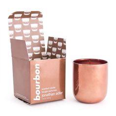 Bourbon Pop Candle