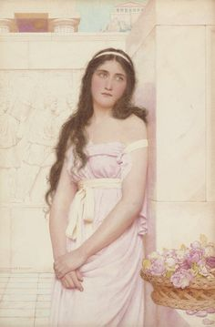 George Lawrence Bulleid (1858-1933) | Lost In Thought