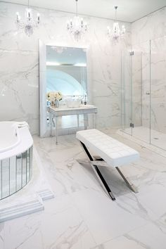 Urban Calacatta is a marble effect porcelain tile available in both a matt or polished finish. Designed to replicate the beautiful veins and movement of the Calacatta marble. Calacatta Marble, Bathroom Goals, Marble Effect, Wooden Crates, Stone Tiles, Porcelain Tile, Bathroom Inspiration, Living Spaces, Urban