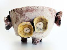 Vasetto piantine grasse vasetto decorativo di mimixcoco su Etsy, €25.00