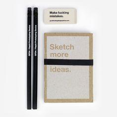 Sketchbook Set