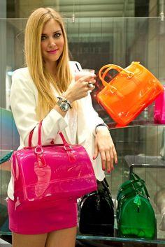 Furla Candy Color Handbags Spring Summer Collection 2013 Italy   mi piace!