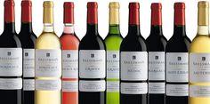 La gamme Kressmann, Grands Vins de Bordeaux.