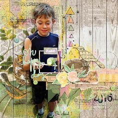 2016 Oh Happy Day Connor At Aviary by Iowan using digital scrapbooking products from the Lilypad
