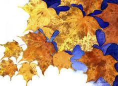 watercolor fall - Google Search