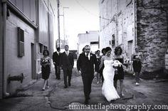 Wedding Party  #black&white #wedding #photography