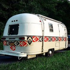 'Sundance' the Argosy Airstream is owned by Urban Cowboy B&B