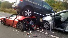 The Physics Of Car Crashes