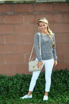 Diamonds and Denim – Olivia Rink Olivia Rink, White Keds, Keds Champion, Teacher Outfits, Simple Outfits, Cropped Jeans, Snug, Diamonds, Street Style