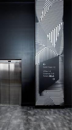 Event Cinemas Miranda, Indyk Architects   2015   Design: Deuce Design