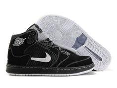 F4T6J073 authentique Nike Air Jordan 1 Retro Black Chaussures Hommes, nike air jordan retro 1 pas cher