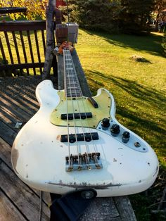 Bass ebay vintage guitars